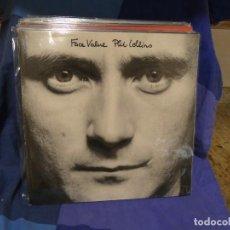 Discos de vinilo: LOTT133-140 LP ALEMAN MUY OPTIMO ESTADO GENERAL GFOLD PHIL COLLINS FACE VALUE. Lote 288986638