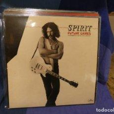 Discos de vinilo: LOTT133-140 LP LEGENDARIO GRUPO SPIRIT FUTURE GAMES UK 1977 MUY BUEN ESTADO RANDY CALIFORNIA. Lote 288987033