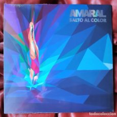 Discos de vinilo: AMARAL - SALTO AL COLOR LP. Lote 288990588