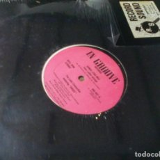 Discos de vinilo: MX. THE LATIN CONNECTION FEATURING ANGEL - VAMOS. Lote 288990708