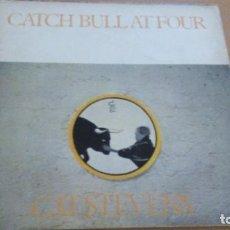 Discos de vinilo: CAT STEVENS CATCH BULL AT FOUR LP GATEFOLD SPAIN 1972. Lote 288992528