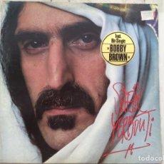 Discos de vinilo: FRANK ZAPPA. SHEIK YERBOUTI. HOLANDA 1979. LP DOBLE.. Lote 288995438