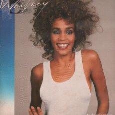 Disques de vinyle: WHITNEY HOUSTOS - WHITNEY / LP ARISTA DE 1987 / BUEN ESTADO RF-10351. Lote 288995703
