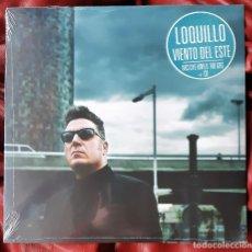 Discos de vinilo: LOQUILLO - VIENTO DEL ESTE LP + CD. Lote 288995928
