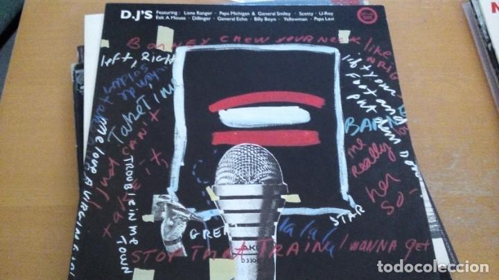 REGGAE GREATS D.J.'S LP VINILO VARIOS (Música - Discos - LP Vinilo - Reggae - Ska)