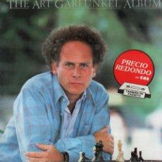 Disques de vinyle: THE ART GARFUNKEL ALBUM / LP CBS DE 1984 / MUY BUEN ESTADO RF-10356. Lote 288996803