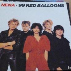 Discos de vinilo: NENA 99 RED BALLOONS LP 1984. Lote 288996958