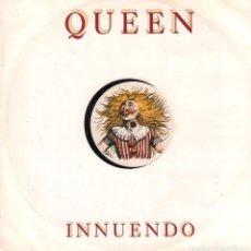 Disques de vinyle: QUEEN - INNUENDO / MAXI SINGLE DE 1991 / BUEN ESTADO RF-10358. Lote 288997173