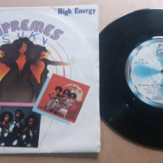 Discos de vinilo: SUPREMES / I'M GONNA LET MY HEART DO THE WALKING / SINGLE 7 INCH. Lote 289002733