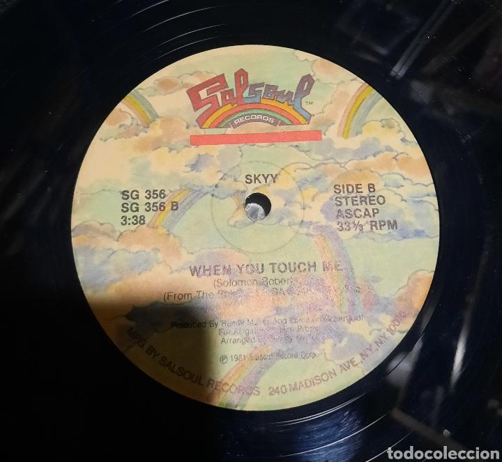 Discos de vinilo: Skyy - Call me - Foto 3 - 289008783