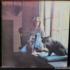 Discos de vinilo: CAROLE KING - TAPESTRY LP. Lote 289012563