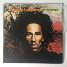Discos de vinilo: BOB MARLEY & THE WAILERS – NATTY DREAD, SPAIN ISLAND RECORDS. Lote 289015793