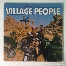 Discos de vinilo: VILLAGE PEOPLE – CRUISIN', US 1978 CASABLANCA. Lote 289016358