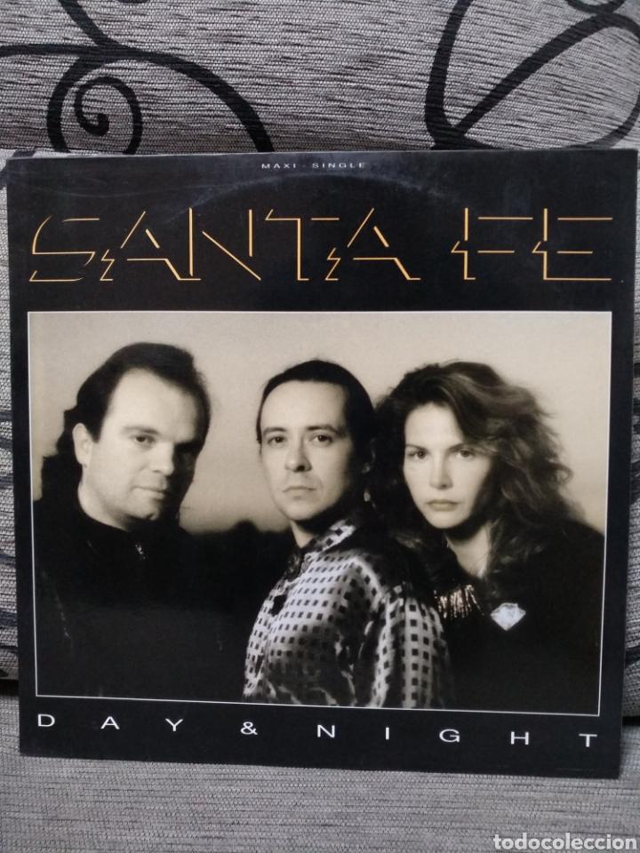 SANTA FE - DAY AND NIGHT (Música - Discos de Vinilo - Maxi Singles - Otros estilos)