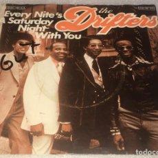 Discos de vinilo: SINGLE THE DRIFTERS - EVERY NITE'S A SATURDAY NIGHT WITH YOU Y OTRO TEMA - BELL -PEDIDO MINIMO 7€. Lote 289026823