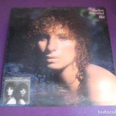 Discos de vinilo: BARBRA STREISAND – WET - LP CBS 1979 - MELODICA POP DISCO 70'S - DONNA SUMMER - LEVE USO. Lote 289051443