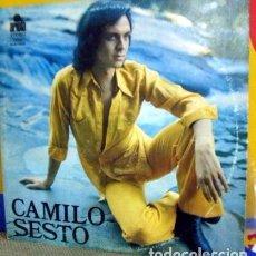 Discos de vinilo: CAMILO SESTO 1974 LP DISCO VINILO. Lote 289051513