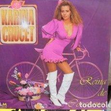 Discos de vinilo: DISCO DE KARINA CRUCET. Lote 289071018