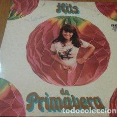 Discos de vinilo: HITS DE PRIMAVERA VINILO CAMILO SESTO LOS MOROS KATUNGA DANN. Lote 289108738