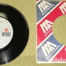 Discos de vinilo: DISCO VINILO SIMPLE ORIGINAL CAMILO SESTO. Lote 289131408