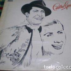 Discos de vinilo: CARLOS GARDEL GARDEL CANTA CRIOLLO VINILO 12. Lote 289158163