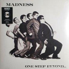 Discos de vinilo: MADNESS - ONE STEP BYOND - VINILO 2 COLORES LP -ED. LIMITADA - NUEVO Y PRECINTADO. Lote 289195973