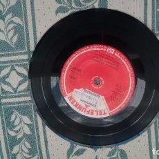 Discos de vinilo: E.P. ( VINILO) DE DOMENICO MODUGNO / VITTORIO PALTRINERI AÑOS 50. Lote 289199378