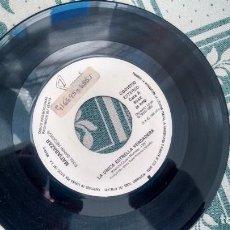 Discos de vinilo: SINGLE ( VINILO)-PROMOCION- DE MATIA BAZAR AÑOS 80. Lote 289199508