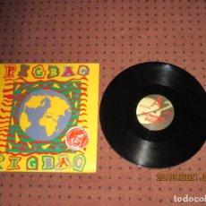 Discos de vinilo: PIGBAG - THE BIG BEAN - MAXI - UK - Y RECORDS - REF 12 Y 24 - LV -. Lote 289200838