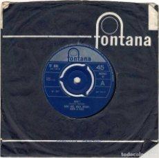 Discos de vinilo: DAVE DEE, DOZY, BEAKY, MICK & TICH - OKAY / HE'S A RAVER. SINGLE. Lote 289201158
