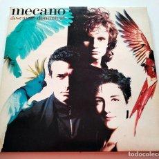 Discos de vinilo: VINILO LP DE MECANO. DESCANSO DOMINICAL. 1988.. Lote 289203313