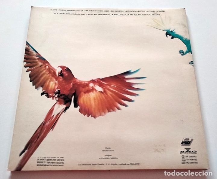 Discos de vinilo: VINILO LP DE MECANO. DESCANSO DOMINICAL. 1988. - Foto 2 - 289203313