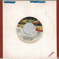 Discos de vinilo: 100 PROOF (AGED IN SOUL) - I'M MAD AS HELL (AIN'T GONNA TAKE NO MORE). SINGLE. Lote 289204168
