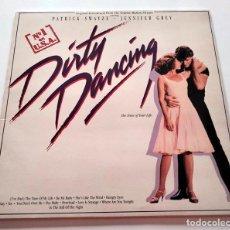 Discos de vinilo: VINILO LP BSO DIRTY DANCING. 1988.. Lote 289204223