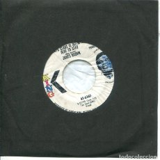 Discos de vinilo: JAMES BROWN / SANTA CLAUS IS DEFINITELY HERE TO STAY (SINGLE KING PROMO USA). Lote 289206093