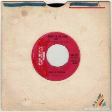 Discos de vinilo: SHEILA B. DEVOTION - SINGIN' IN THE RAIN. SINGLE. Lote 289206418