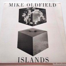 Discos de vinilo: VINILO LP DE MIKE OLDFIELD. ISLANDS. PORTADA VERSION USA. 1987.. Lote 289207148