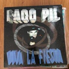"Discos de vinilo: PACO PIL - VIVA LA FIESTA - 12"" MAXISINGLE MAX 1993. Lote 289213543"