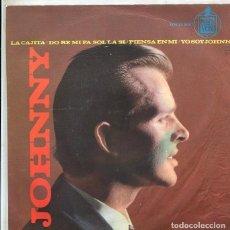 Discos de vinilo: JOHNNY / LA CAJITA + 3 (EP HISPAVOX 1966). Lote 289214113