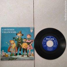 Discos de vinilo: CANTEMOS VILLANCICOS - VARIOS ARTISTAS - SPAIN - PR -. Lote 289214278