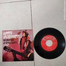 Discos de vinilo: JUANITO VALDERRAMA - LOS GITANITOS - SINGLE - SPAIN - PR -. Lote 289217618