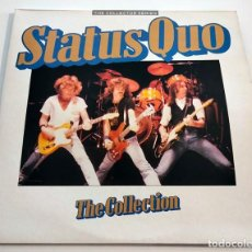 Discos de vinilo: VINILO DOBLE LP RECOPILATORIO DE STATUS QUO. THE COLLECTION. 1985.. Lote 289219048