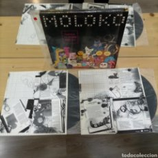 Discos de vinilo: MOLOKO DOBLE LP THINGS TO MAKE AND DO. Lote 289220688