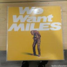 Discos de vinilo: MILES DAVIS DOBLE LP SE WANT MILES. 1982 HOLANDA. Lote 289221873