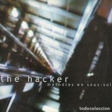 Discos de vinilo: THE HACKER – MÉLODIES EN SOUS-SOL. Lote 289222023