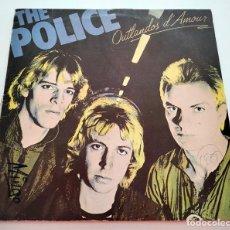 Discos de vinilo: VINILO LP DE THE POLICE. OUTLANDOS D'AMOUR. 1985.. Lote 289226818
