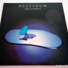 Discos de vinilo: VINILO LP DE MIKE OLDFIELD. PLATINUM. 1980.. Lote 289230188