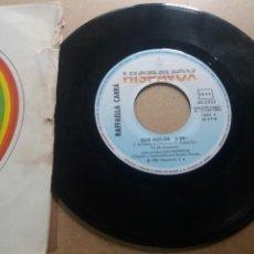 Discos de vinilo: RAFFAELLA CARRA / QUE DOLOR / SINGLE 7 INCH. Lote 289238573
