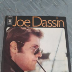 Discos de vinilo: VINILO ALBUM ALEMANIA - JOE DASSIN - LE CHEMIN DE PAPA. Lote 289239723
