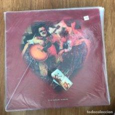Discos de vinilo: VV.AA. - THE DRUM ALBUM - LP DOBLE DRUM RECORDS 1994. Lote 289242078